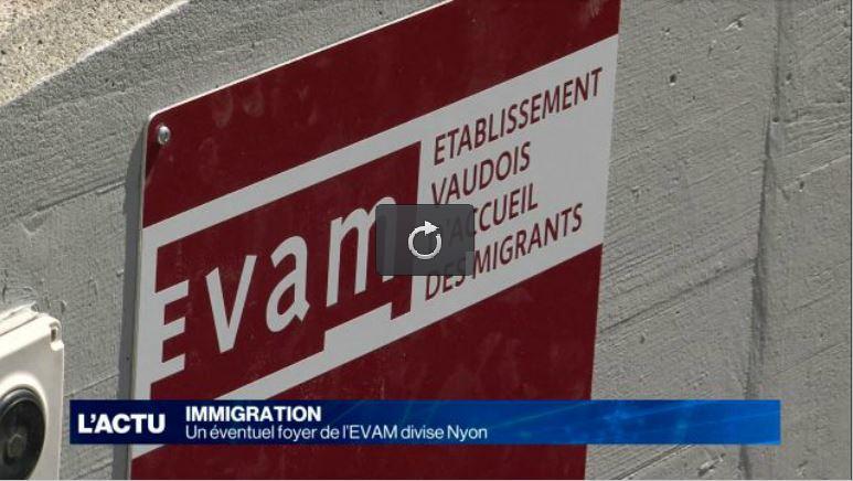 Reportage La Télé Vaud-Fribourg – 24.08.2017