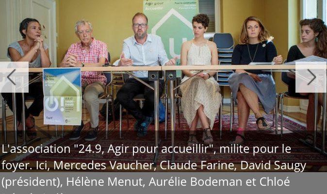 Images du débat public – La Côte 30/08