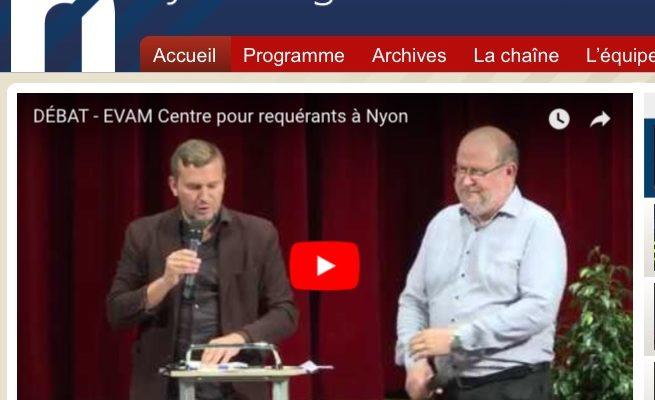 Vidéo NRTV débat public