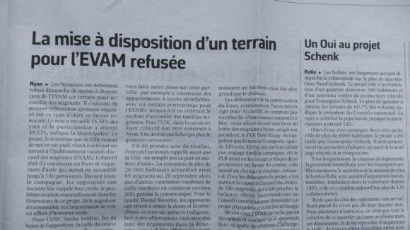 Le Courrier 25-09-2017