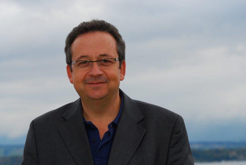 Patrick Freudiger – secrétaire général du Conseil Regional