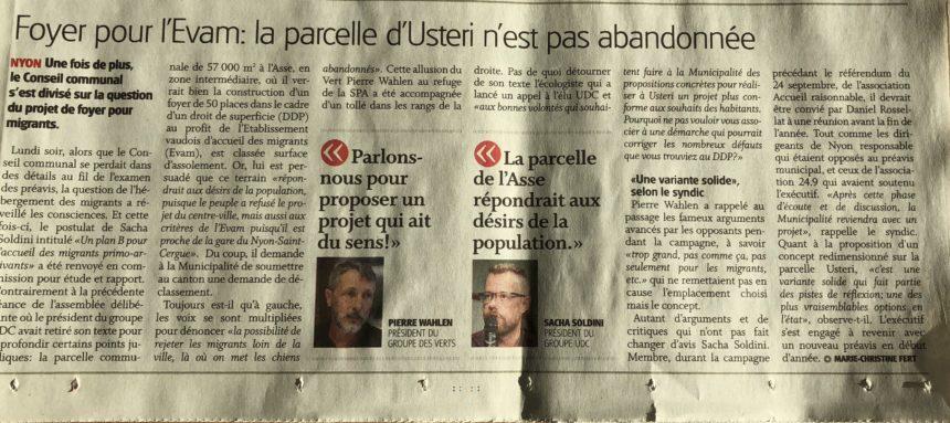 La Côte 15.11.17