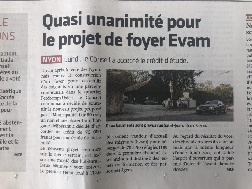 La Côte 03.10.18